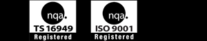 TS 16949 and ISO 9001 registered